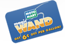 Magic Wand Card