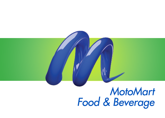 MotoMart food and beverages banner GO Moto